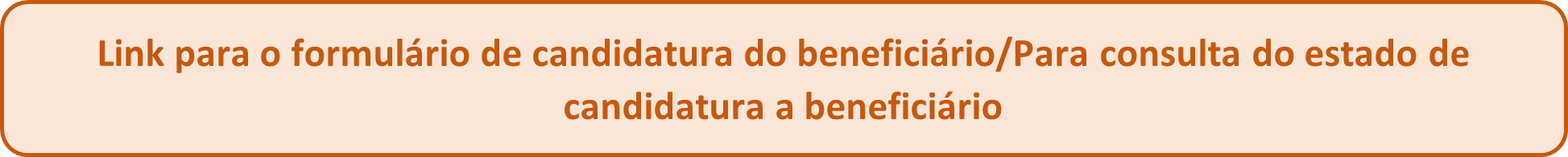 Registo de beneficários