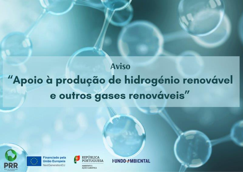 PRR - Gases Renováveis